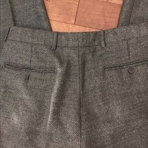 Giorgio Armani Pants - MANI GIORGIO ARMANI Slacks Pleated Front Wool 32